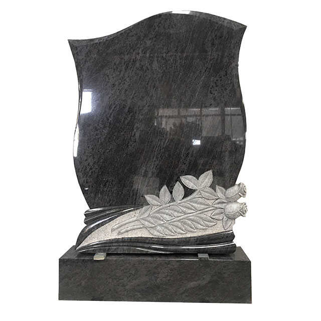 Granite Flower Monument Manufacturer