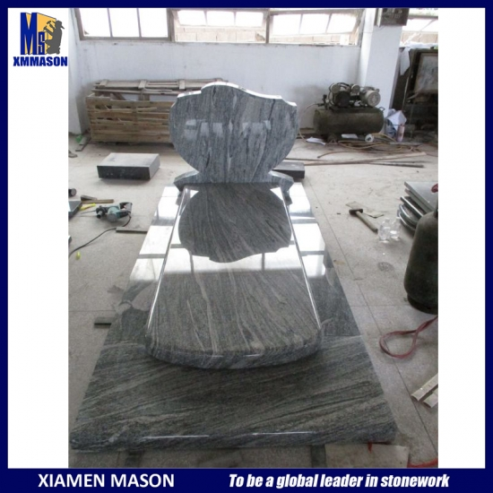 Pierre tombale Granite Kupam Green