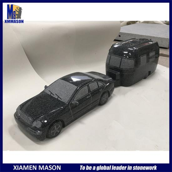 Granite Car in Black