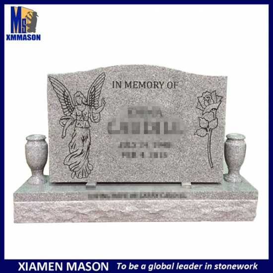 G603 Grey Granite Grave Headstones